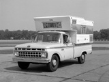 Images of Ford F-250 Custom Cab 1965