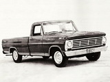 Images of Ford F-250 Ranger 1967