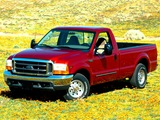 Images of Ford F-250 Super Duty Regular Cab 1999–2004