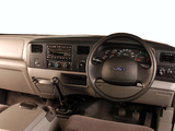 Images of Ford F-250 Double Cab ZA-spec 2005–08