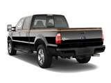 Images of Ford F-250 Super Duty Crew Cab Harley-Davidson 2009