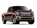 Images of Ford F-250 Super Duty Crew Cab 2009–10