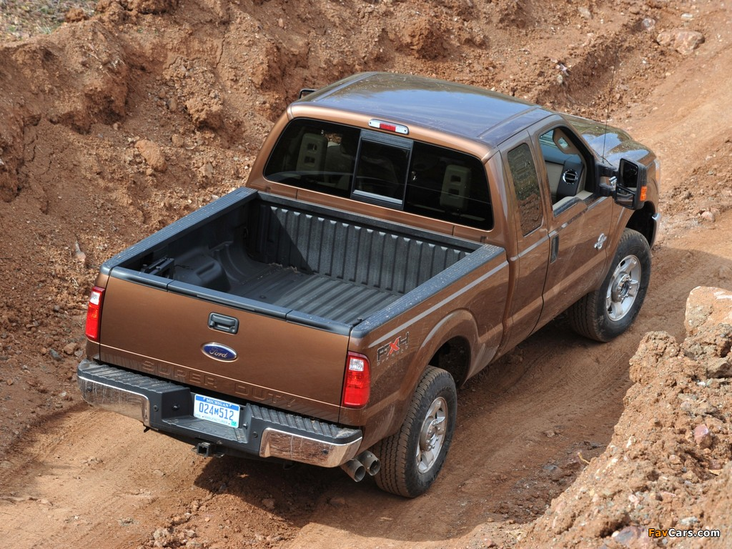 Images of Ford F-250 Super Duty FX4 Extended Cab 2010 ...
