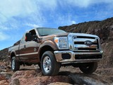 Images of Ford F-250 Super Duty FX4 Extended Cab 2010