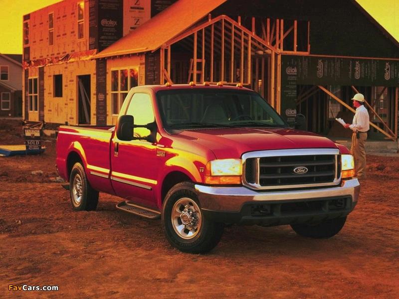 photos of ford f 250 super duty regular cab 1999 2004 800x600. Black Bedroom Furniture Sets. Home Design Ideas