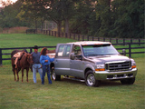 Photos of Ford F-250 Super Duty Platinum Edition 2001