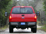 Photos of Ford F-250 FX4 2007–10