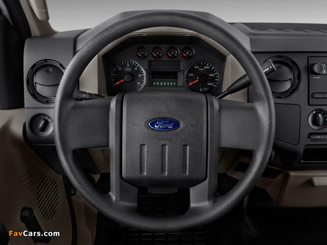Photos of Ford F-250 Super Duty Regular Cab 2007–10 (640 x 480)