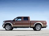 Photos of Ford F-250 Super Duty Crew Cab 2009–10