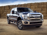 Photos of Ford F-250 Super Duty FX4 Crew Cab 2010