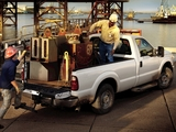 Photos of Ford F-250 Super Duty Regular Cab 2010