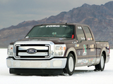 Photos of Hajek Motorsports Ford F-250 Super Duty Crew Cab 2011