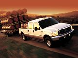 Pictures of Ford F-250 Super Duty Crew Cab 1999–2004