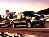 Pictures of Ford F-250 Super Duty Extended Cab 1999–2004