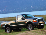 Pictures of Ford F-250 Single Cab ZA-spec 2005–08