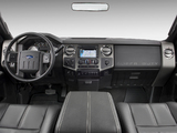 Pictures of Ford F-250 FX4 2007–10
