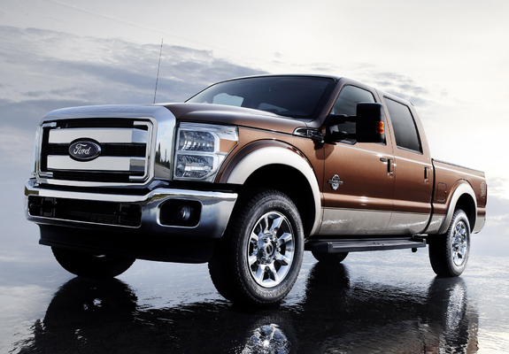 pictures of ford f 250 super duty crew cab 2009 10. Black Bedroom Furniture Sets. Home Design Ideas
