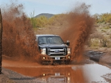 Pictures of Ford F-250 Super Duty FX4 Crew Cab 2010