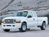 Xenon Ford F-250 1999–2004 wallpapers