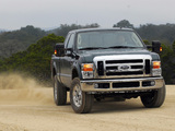 Ford F-250 Super Duty Extended Cab 2007–09 wallpapers