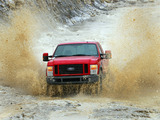 Ford F-250 FX4 2007–10 wallpapers