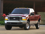 Ford F-350 Super Duty Extended Cab 1999–2004 images
