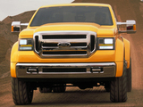 Ford Mighty F-350 Tonka Concept 2002 photos