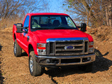 Ford F-350 Super Duty Regular Cab 2007–10 images
