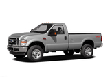 Ford F-350 Super Duty Regular Cab 2007–10 photos