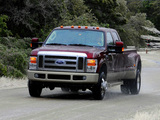 Ford F-350 Super Duty Crew Cab 2007–10 pictures