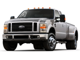 Ford F-350 Super Duty Super Cab 2007–10 wallpapers