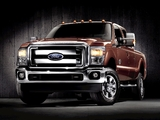 Ford F-350 Super Duty Crew Cab 2010 pictures