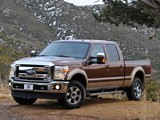 Ford F-350 Super Duty Crew Cab 2010 wallpapers