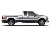 Photos of Ford F-350 Super Duty Super Cab 2007–10