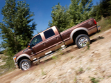 Photos of Ford F-350 Super Duty Crew Cab 2010