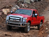 Photos of Ford F-350 Super Duty Super Cab 2010