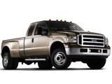 Pictures of Ford F-350 Super Duty Super Cab 2005–07