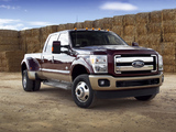 Pictures of Ford F-350 Super Duty Crew Cab 2010