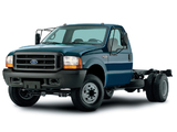 Ford F-4000 1999–2008 wallpapers