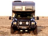 EarthRoamer XV-LT Super Cab 2005–07 images