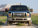 Pictures of Ford F-450 Super Duty 2007–10