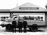 Ford F-5 COE Firetruck by Robinson 1951 images
