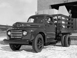 Pictures of Ford F-5 1948