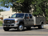 Ford F-550 Super Duty Crew Cab 2007–10 images