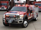 Ford F-550 Super Duty Crew Cab Firetruck by Warner 2010 images