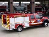 Ford F-550 Super Duty Crew Cab Firetruck by Warner 2010 photos