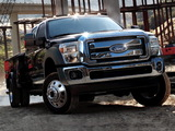 Ford F-550 Super Duty Crew Cab 2010 pictures