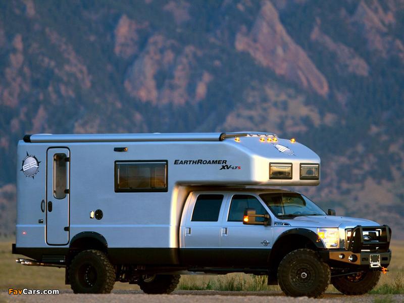 EarthRoamer XV-LTS Crew Cab 2011 photos (800 x 600)