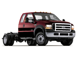 Pictures of Ford F-550 Super Duty Extended Cab 2004–07
