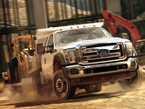 Ford F-550 Super Duty Extended Cab 2010 wallpapers